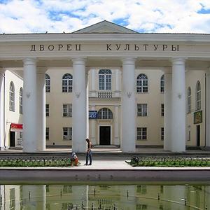 Дворцы и дома культуры Новых Бурасов