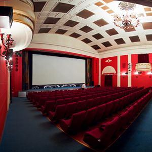 Кинотеатры Новых Бурасов