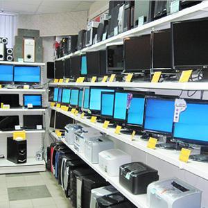 Компьютерные магазины Новых Бурасов