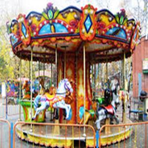 Парки культуры и отдыха Новых Бурасов