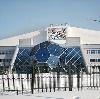 Спортивные комплексы в Новых Бурасах
