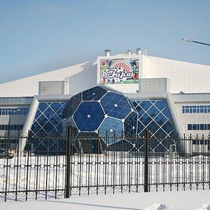 Спортивные комплексы Новых Бурасов