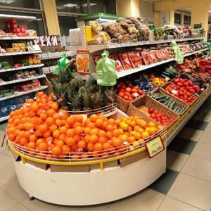 Супермаркеты Новых Бурасов