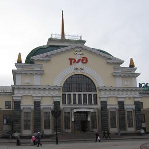 Железнодорожные вокзалы Новых Бурасов